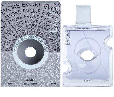 Ajmal Evoke Him eau de parfum para hombre