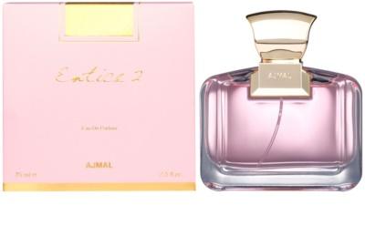 Ajmal Entice Pour Femme 2 eau de parfum nőknek