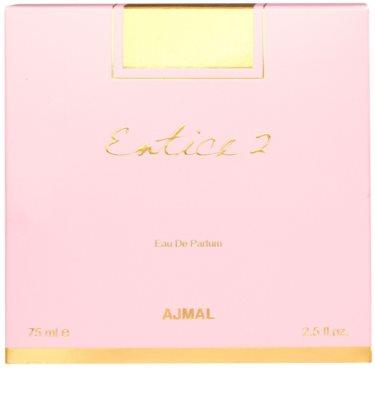 Ajmal Entice Pour Femme 2 Eau de Parfum für Damen 4