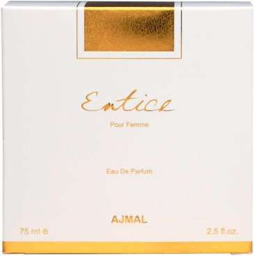 Ajmal Entice Pour Femme Eau De Parfum pentru femei 4