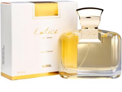 Ajmal Entice Pour Femme Eau De Parfum pentru femei 1