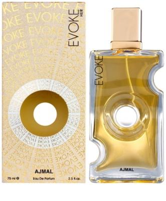 Ajmal Evoke Her parfumska voda za ženske