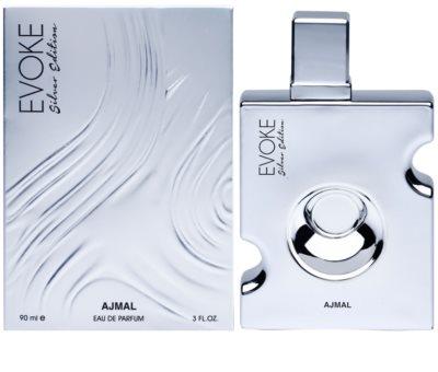 Ajmal Evoke Silver Edition Eau de Parfum für Herren