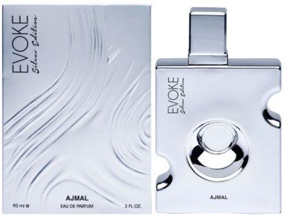 Ajmal Evoke Silver Edition Eau De Parfum pentru barbati