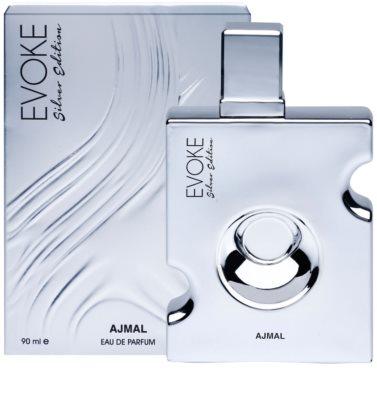 Ajmal Evoke Silver Edition parfémovaná voda pro muže 1