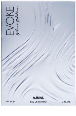 Ajmal Evoke Silver Edition Eau de Parfum für Herren 4