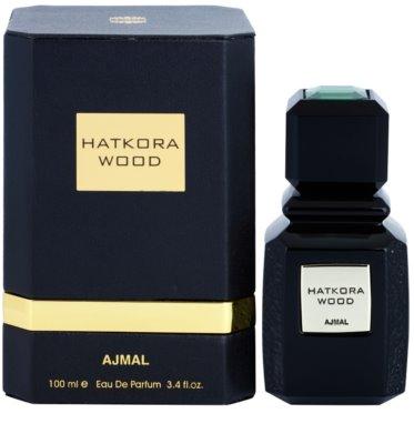 Ajmal Hatkora Wood Eau de Parfum unissexo