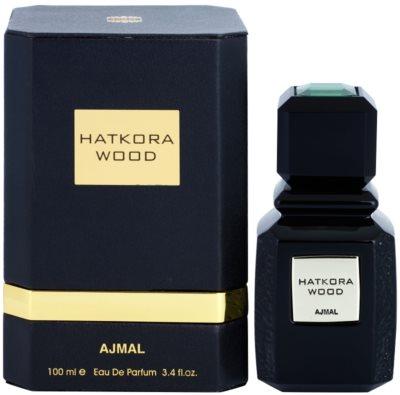Ajmal Hatkora Wood parfumska voda uniseks