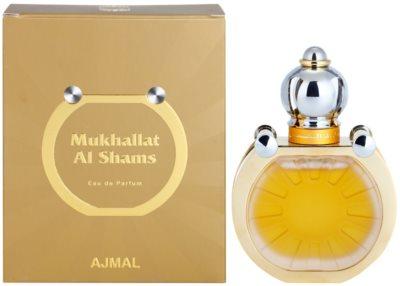 Ajmal Mukhallat Shams parfumska voda uniseks