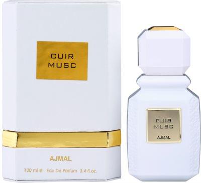 Ajmal Cuir Musc parfémovaná voda unisex