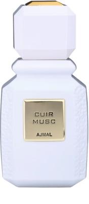 Ajmal Cuir Musc Eau de Parfum unissexo 2