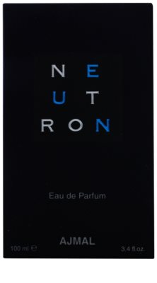 Ajmal Neutron парфумована вода для чоловіків 4