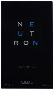 Ajmal Neutron eau de parfum para hombre 4