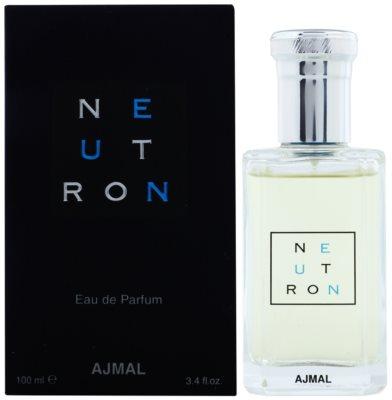 Ajmal Neutron eau de parfum para hombre