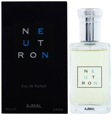 Ajmal Neutron парфумована вода для чоловіків