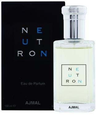 Ajmal Neutron eau de parfum para hombre 1