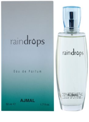 Ajmal Raindrops Eau de Parfum para mulheres