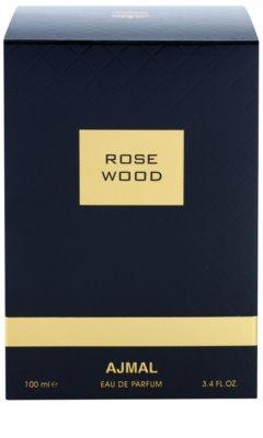Ajmal Rose Wood Eau De Parfum unisex 4