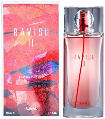 Ajmal Ravish II Eau de Parfum para mulheres