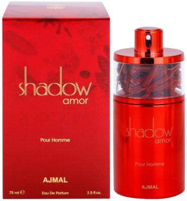 Ajmal Shadow Amor for Him eau de parfum férfiaknak