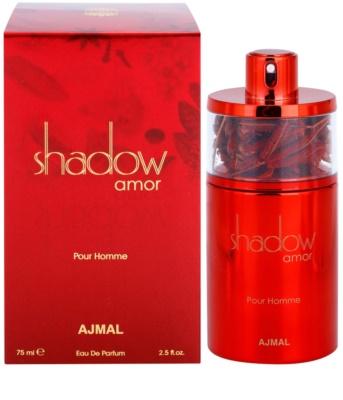 Ajmal Shadow Amor for Him Eau de Parfum für Herren