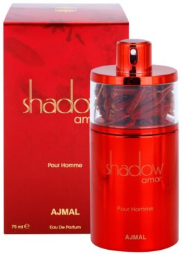 Ajmal Shadow Amor for Him Eau de Parfum para homens 1