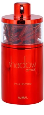 Ajmal Shadow Amor for Him Eau de Parfum para homens 2