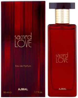 Ajmal Sacred Love eau de parfum nőknek