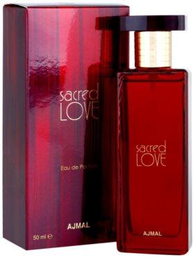 Ajmal Sacred Love parfumska voda za ženske 1