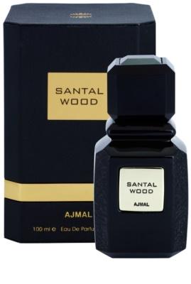 Ajmal Santal Wood eau de parfum unisex 1
