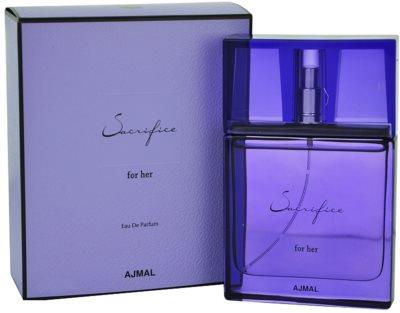 Ajmal Sacrifice for Her woda perfumowana dla kobiet
