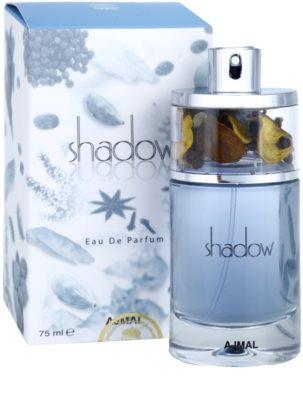 Ajmal Shadow For Him eau de parfum para hombre 1
