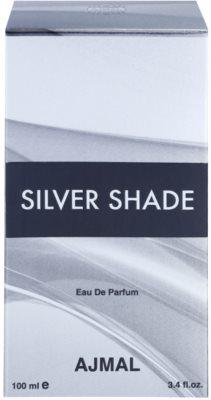 Ajmal Silver Shade eau de parfum unisex 4