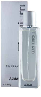 Ajmal Titanium eau de parfum para hombre 1