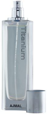 Ajmal Titanium eau de parfum para hombre 3