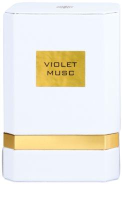 Ajmal Violet Musc Eau de Parfum unissexo 4