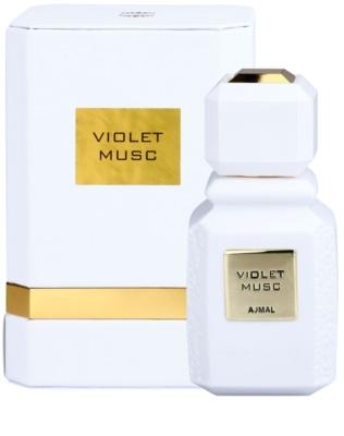 Ajmal Violet Musc Eau de Parfum unissexo 1