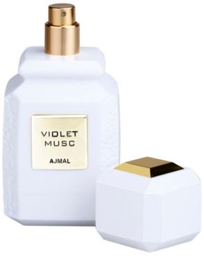 Ajmal Violet Musc Eau de Parfum unissexo 3