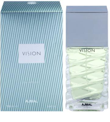 Ajmal Vision парфюмна вода за мъже