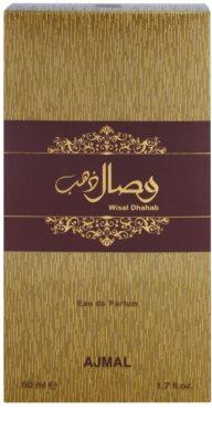 Ajmal Wisal Dhahab Eau de Parfum unissexo 4