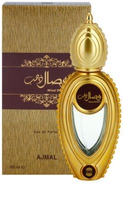Ajmal Wisal Dhahab Eau de Parfum unissexo 1