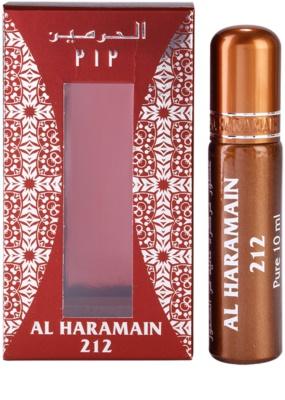 Al Haramain 212 aceite perfumado para mujer   (roll on)