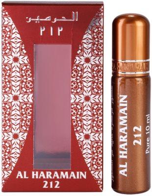 Al Haramain 212 illatos olaj nőknek   (roll on)