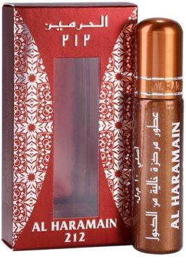 Al Haramain 212 Perfumed Oil for Women   (roll on) 1
