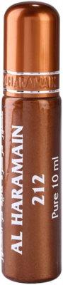 Al Haramain 212 Perfumed Oil for Women   (roll on) 2