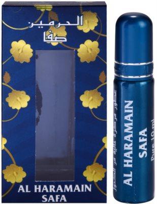 Al Haramain Safa óleo perfumado para mulheres