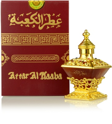 Al Haramain Attar Al Kaaba parfum uniseks  brez razpršilnika