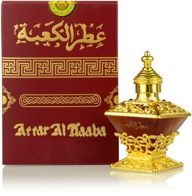 Al Haramain Attar Al Kaaba perfume unisex  sin pulverizador