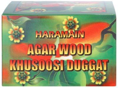 Al Haramain Agarwood Khusoosi Duggat Weihrauch 4