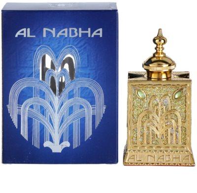 Al Haramain Al Nabha óleo perfumado para mulheres  sem vaporizador